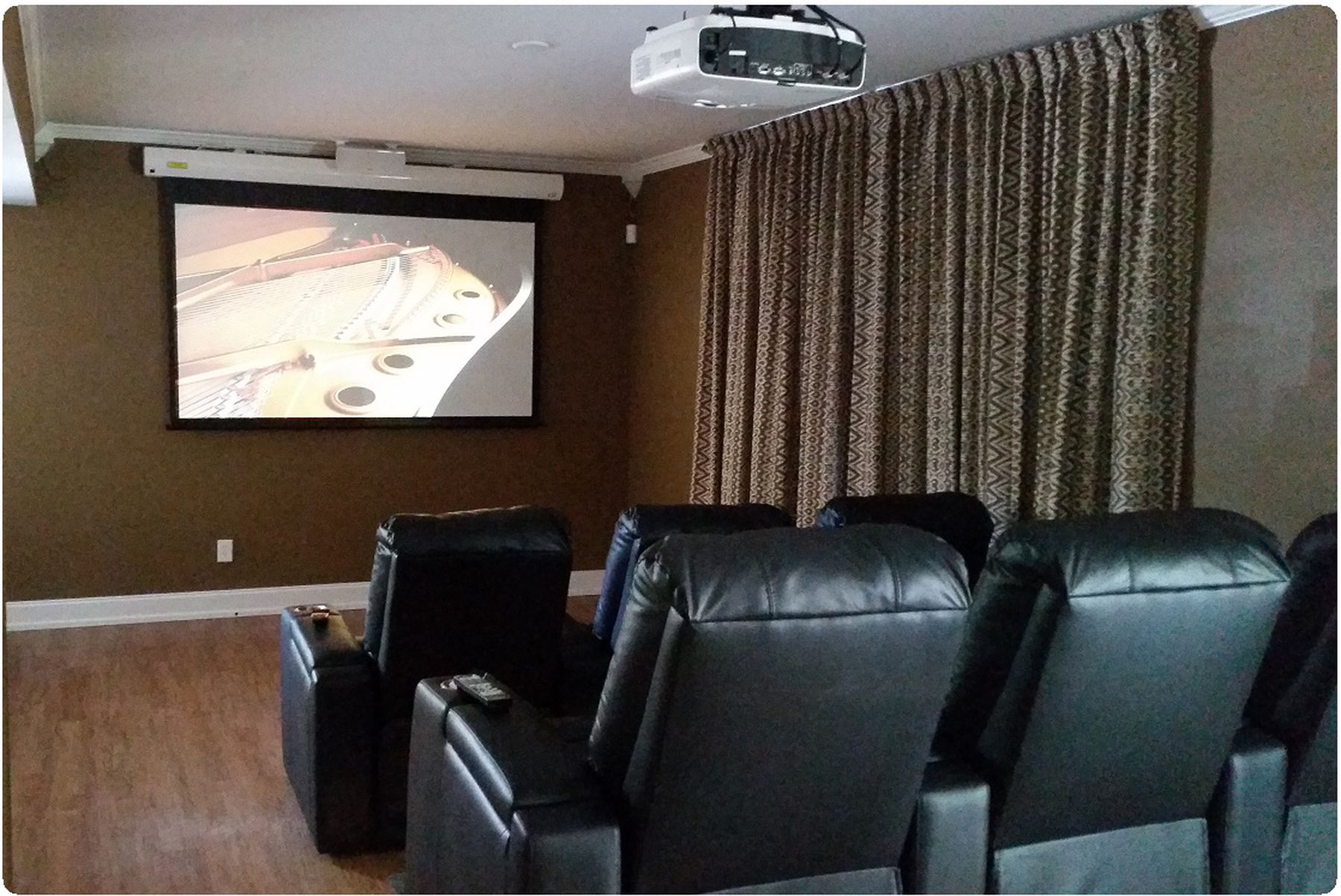home theater room. beautiful ideas. Home Design Ideas